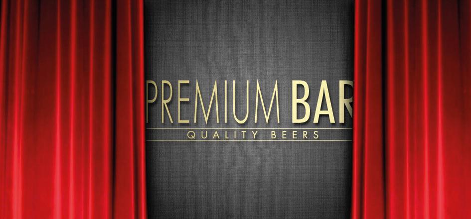 Premium bar - Lyon-Saint Exupéry
