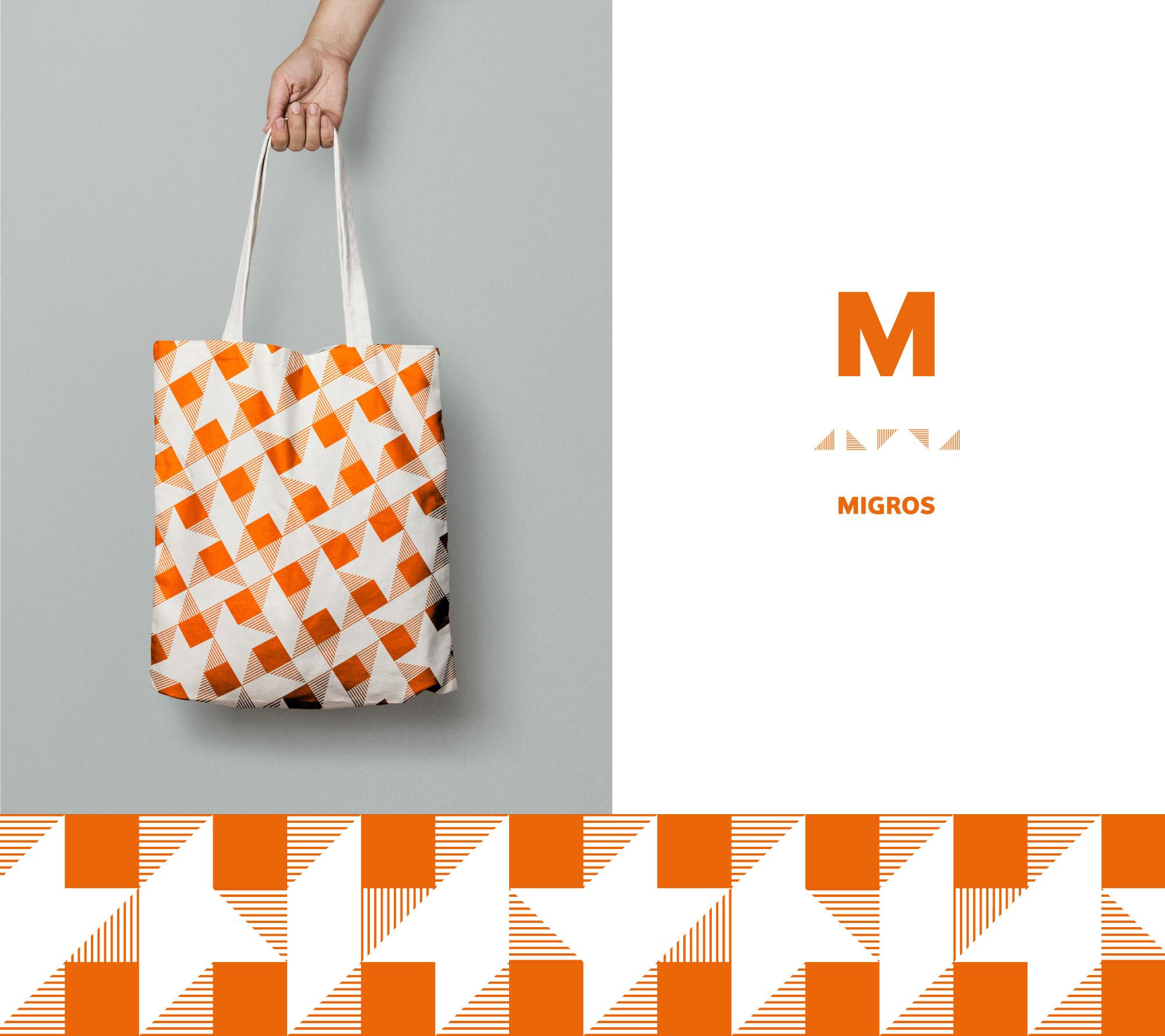 Migros / branding