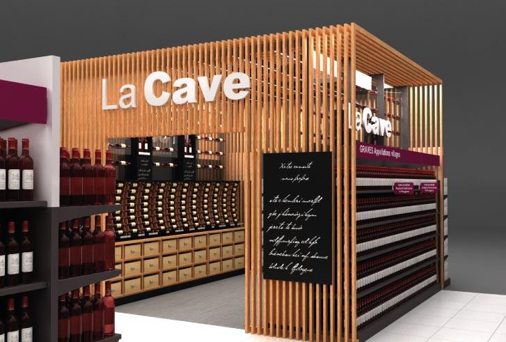 La Cave Chez Carrefour Onebuyone